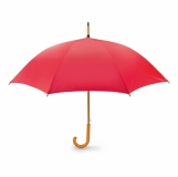 CUMULI Parasol z drewnianą rączką z logo (KC5131-05)