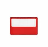LUPA Lupa w kształcie karty kredytowej z logo (MO9540-05)