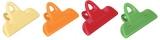 Klipsy do zamykania worków PRESTO, 4 szt. z logo (TS420760.0000)