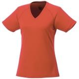Elevate Damski t-shirt Amery z krótkim rękawem z dzianiny Cool Fit odprowadzającej wilgoć (39026335)