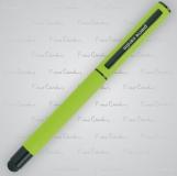 Pióro kulkowe touch pen, soft touch CELEBRATION Pierre Cardin z logo (B0300607IP329)