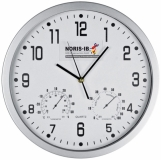 Zegar ścienny CrisMa z nadrukiem (4123806)