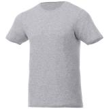 Elevate T-shirt unisex Finney z możliwością brandingu metki (38023949)