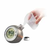 DROPPY Wodny zegar biurkowy z nadrukiem (IT3828-16)