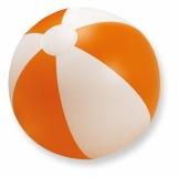 PLAYTIME Nadmuchiwana piłka plażowa z logo (IT1627-10)