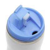 Kubek izotermiczny Askim 350 ml, niebieski z logo (R08225.04)