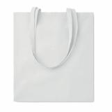 COTTONEL COLOUR ++ Bawełniana torba na zakupy z logo (MO9846-06)