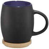 Avenue Ceramiczny kubek Hearth z drewnianym wiekiem/spodeczkiem (10046601)
