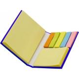 Zestaw do notatek, karteczki samoprzylepne (V2430-04)