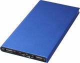 AVENUE Aluminiowy powerbank Plate 8000 mAh (12411202)