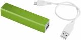 Aluminiowy akumulator powerbank Volt 2200mAh (12349204)