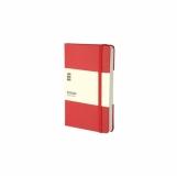 Moleskine kieszonkowy kalendarz tygodniowy notatnik, miękka okładka (VM297-05/2018)
