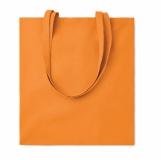 COTTONEL COLOUR ++ Bawełniana torba na zakupy z logo (MO9846-10)