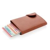 Etui na karty kredytowe i portfel, ochrona RFID C-Secure (P850.519)