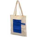 Bawełniana, zwijana torba zapinana na guzik Snap 180 g/m? (12040702)