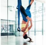 AERIAL YOGI Hamak do jogi Aerial/Pilatesu z logo (MO6152-37)