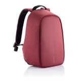 """Bobby Hero Small plecak na laptopa do 13,3"""" i tablet 12,9"""", chroniący przed kieszonkowcami, wykonany z RPET (V0996-12)"""