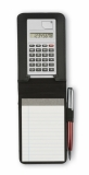 Notatnik z kalkulatorem (V3200-03)
