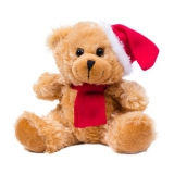 Pluszowy miś świąteczny | Clarence (HE291-56)