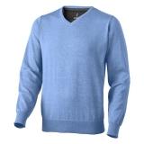Elevate Męski pulower Spruce w dekoltem w serek (38217400)