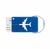 FLY TAG Zawieszka na bagaż z logo (MO9508-37)