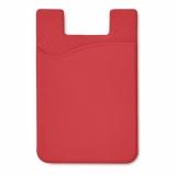 SILICARD Silikonowe etui do kart płatniczych z nadrukiem (MO8736-05)