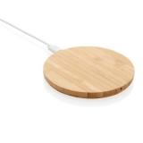 Bambusowa ładowarka bezprzewodowa 5W (P308.769)