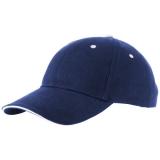 Elevate 6-panelowa czapka typu sandwich Brent (38656490)