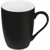 Kubek ceramiczny - gumowany z logo (8065503)