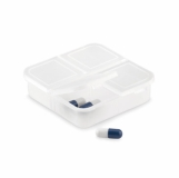 HANDY BOX Pudełko na tabletki z logo (MO9194-26)