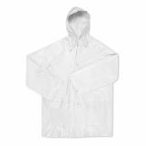 MAJESTIC Płaszcz przeciwdeszczowy z logo (IT2557-22)