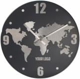 Zegar ścienny z logo (4074407)