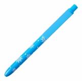 Długopis Snowy, niebieski z logo (X17156.04)