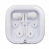 Słuchawki Clear Sound, biały z nadrukiem (R50183.06)