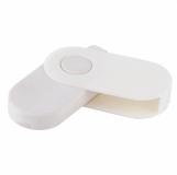 Gumka do zmazywania Twirl, biały  (R64338.06)