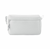 NEW & SMART Kosmetyczka wolna od PVC z logo (MO9345-06)