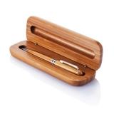 Długopis bambusowy w pudełku (P610.319)