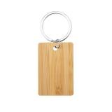 Bambusowy brelok do kluczy (V0965-17B)
