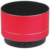 Aluminiowy głośnik Bluetooth z logo (3089905)