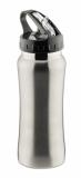 Bidon stalowy 550 ml srebrny (17511-00)