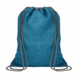 TOCAYO Ocieplana torba ze sznurkiem z logo (MO9776-04)