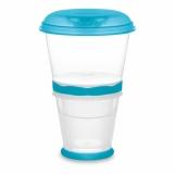 BREAKFAST2GO Cooler do jogurtu z logo (MO8815-12)