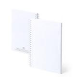 Antybakteryjny notatnik A5 (V0215-02)