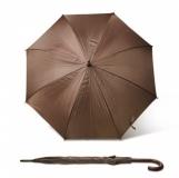 Parasol STICK brązowy (37001-09)