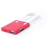 Hub USB 2.0, kabel do ładowania i synchronizacji (V3865-05)