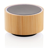 Bambusowy głośnik bezprzewodowy 3W (P328.221)