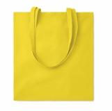 COTTONEL COLOUR ++ Bawełniana torba na zakupy z logo (MO9846-08)
