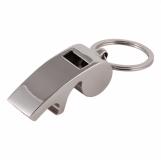 Brelok Whistle, srebrny z logo (R73149.01)