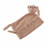 Przytulanka Bearie, brązowy z logo (R73829.10)