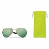 MALIBU Okulary przeciwsłoneczne z logo (MO9521-48)